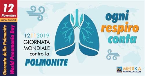 MutualPass - Giornata Mondiale contro la Polmonite