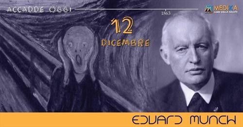 Mutualpass - Accadde oggi... 12 Dicembre - Le 5 opere più belle di Edvard Munch