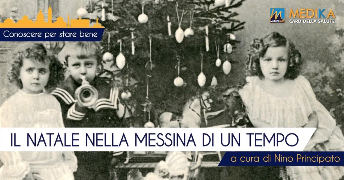 Il Natale della Messina di un tempo