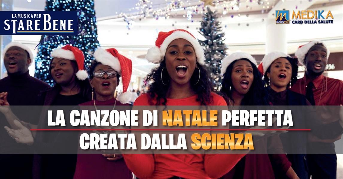 Mutualpass -  La Canzone di Natale perfetta creata dalla Scienza