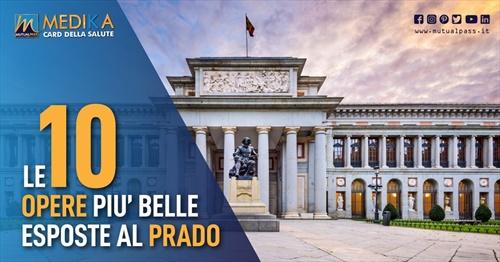 Le 10 opere più belle del Prado