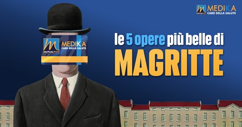 Le 5 opere più belle di Magritte
