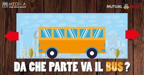 Da che parte va il bus?