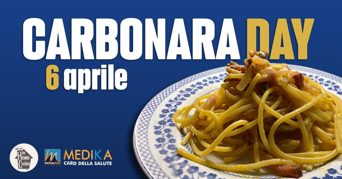 Carbonara Day // 6 aprile