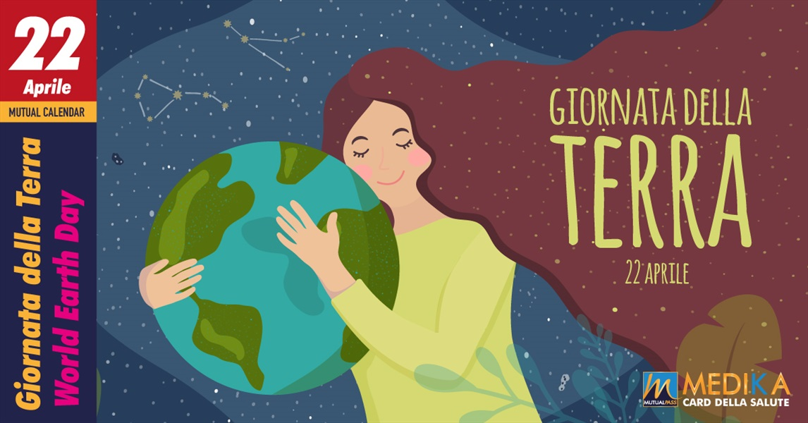 Giornata Mondiale della Terra // 22 Aprile 2021