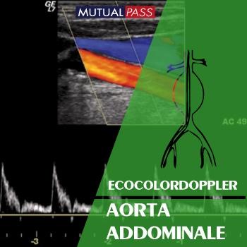 EcoColorDoppler Aorta Addominale